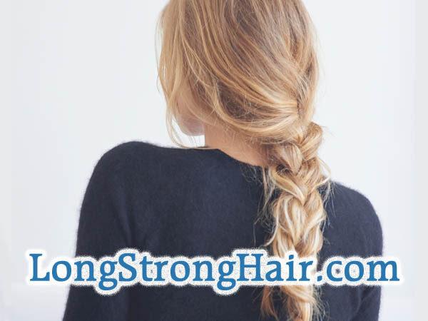 LongStrongHair.com Domain for Sale